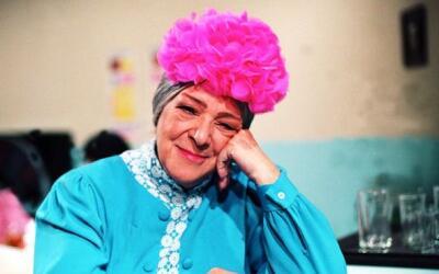 Doña Clotilde fue la eterna enamorada de Don Ramón. Cada v...