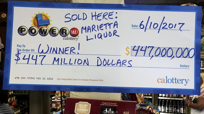 El monto acumulado fue de $447.8 millones.