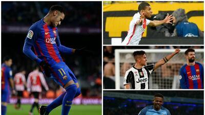 Jóvenes cracks que podrían reemplazar a Messi y Cristiano en el Balón de Oro