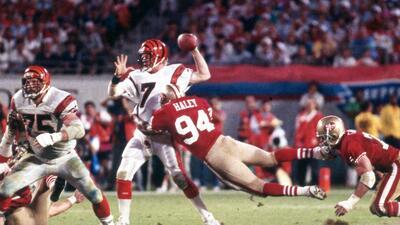 Los quarterbacks con más yardas por pase en la historia de la NFL