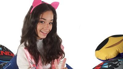 Taishmara: 'Soy una chica rara y la música es mi desahogo'