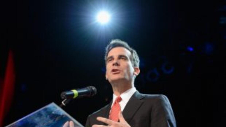 Eric Garcetti, alcalde de Los Ángeles, afirmó que ofrecerán refugio temp...