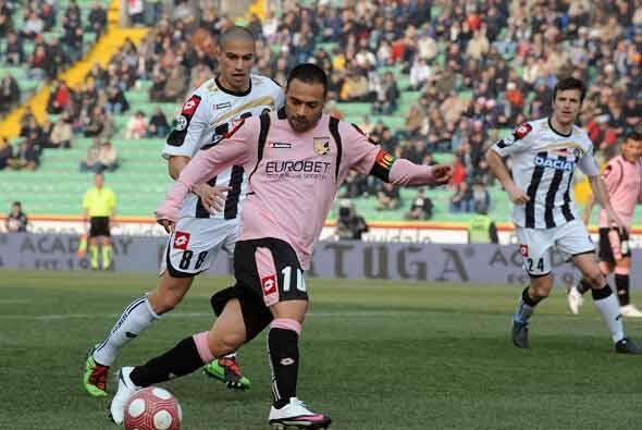 El equipo visitante fue un duro rival, pero al final Udinese sacó un val...