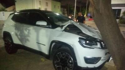 ¡Lo querían linchar! Jugador de Independiente de Argentina deja dos heridos en accidente de tránsito