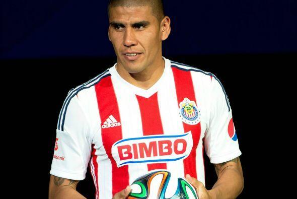 Carlos Salcido fue otro de los futbolistas que llegaron al rebaño, el ju...