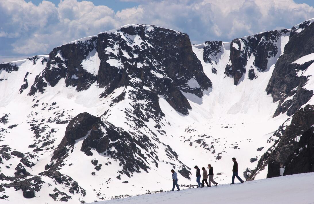 Estos son los 10 parques nacionales más visitados de Estados Unidos  rm...