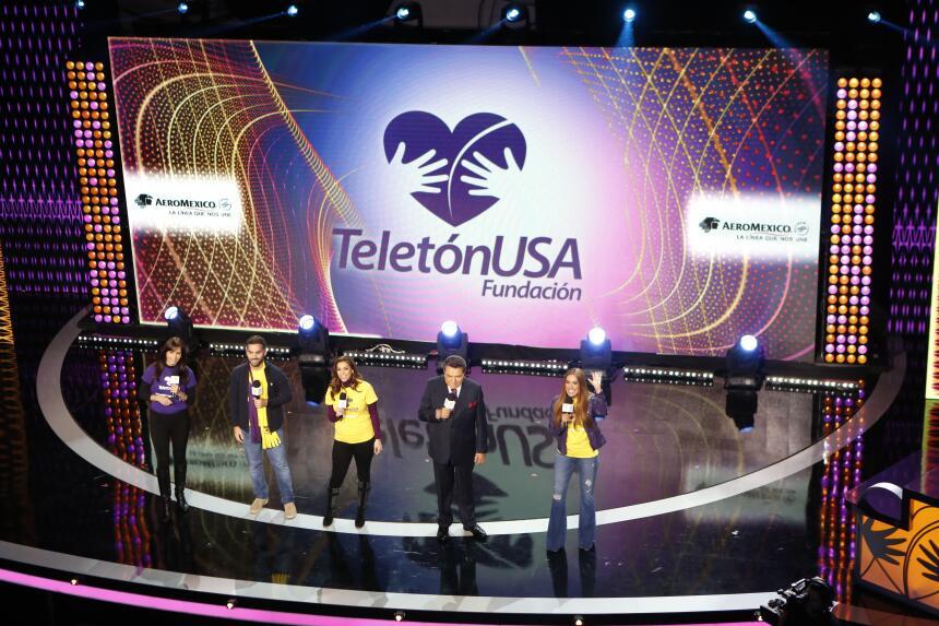 Teletón USA 2015