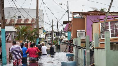 In photos: This is what Hurricane María left behind in Puerto Rico
