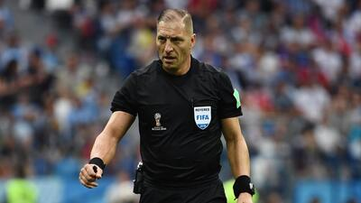 En fotos: Comparativo entre Horacio Elizondo y Néstor Pitana árbitros de Final del Mundial