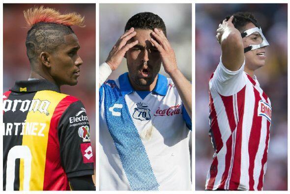 La derrota de la Franja ante las Chivas los dejó expuestos en la...