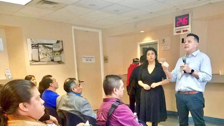 El plan de contingencia que han instrumentado los consulados de Ecuador...