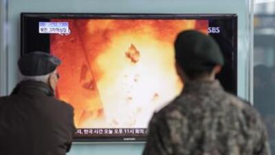 Corea del Sur promete rápida respuesta ante amenaza de Corea del Norte