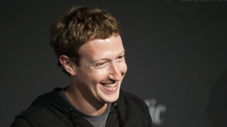$2,278 millones fue lo que ganó Zuckerberg en 2012.