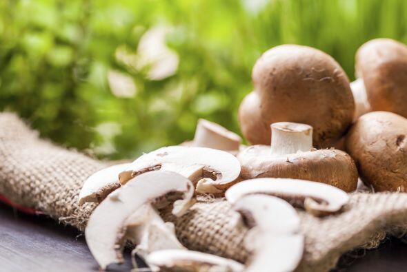•Los hongos. En algunas setas disponibles en las tiendas, el contenido...