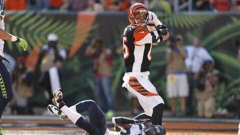 Highlights Temporada 2015 S5: Cincinnati Bengals 27-24 Seattle Seahawks