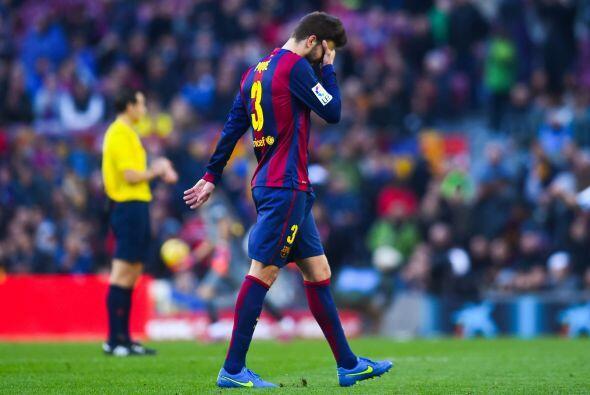 Día de dolor de cabeza para el Barcelona.