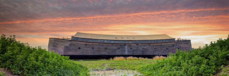 """A la embarcación también se le conoce como el """"Arca de Johan""""."""