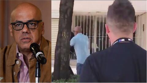 En video: La confrontación de un venezolano al alcalde chavista Jorge Ro...