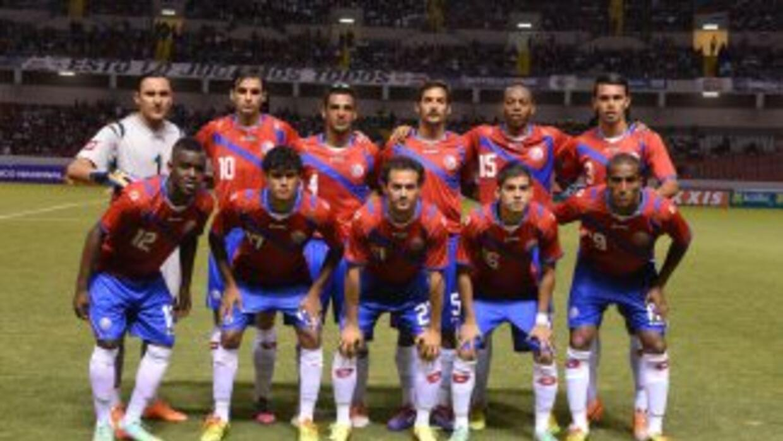 Costa Rica se prepara para uno de los grupos más difíciles del Mundial.
