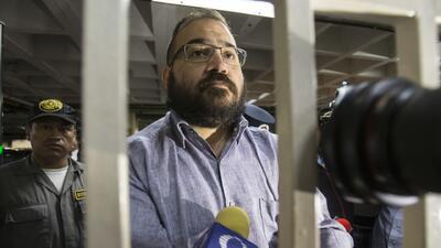 Luego de lavar miles de millones de dólares, Javier Duarte es sentenciado a tan solo 9 años de cárcel