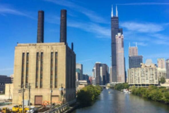 Monumentos y edificios en Chicago en peligro de demolición