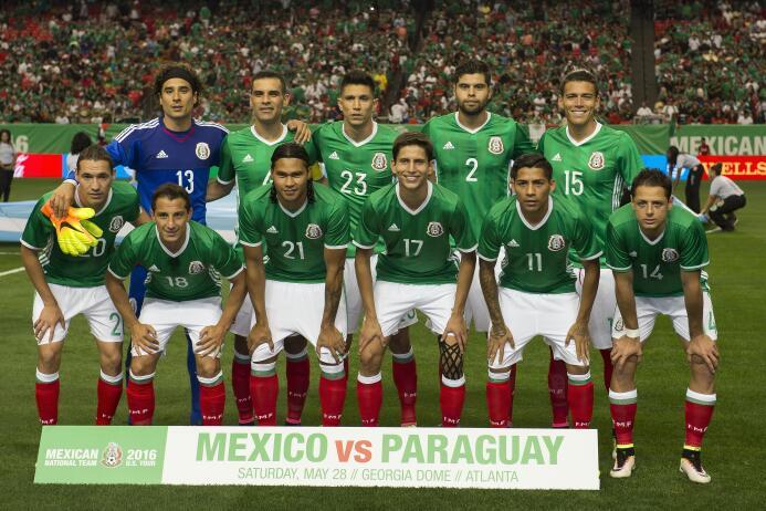 El último México vs. Paraguay se lo quedó el 'Tri' 20160528_8515.jpg