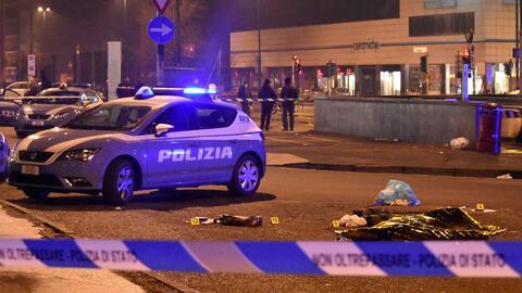 Sospechoso del mortal ataque contra un mercado navideño en Berlín muere...