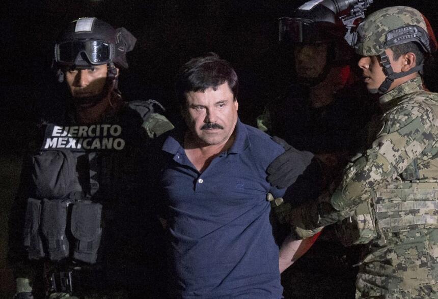Larry le copia la moda a Joaquín El Chapo Guzmán elchapo2_ap.jpg