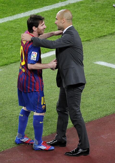 Este es el 11 ideal de los que NO fueron requeridos a la boda de Messi G...