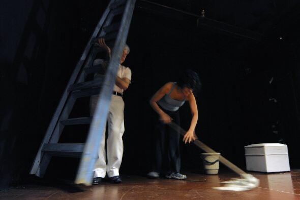 Bartis es contundente en su defensa del teatro 'off' frente al sector co...