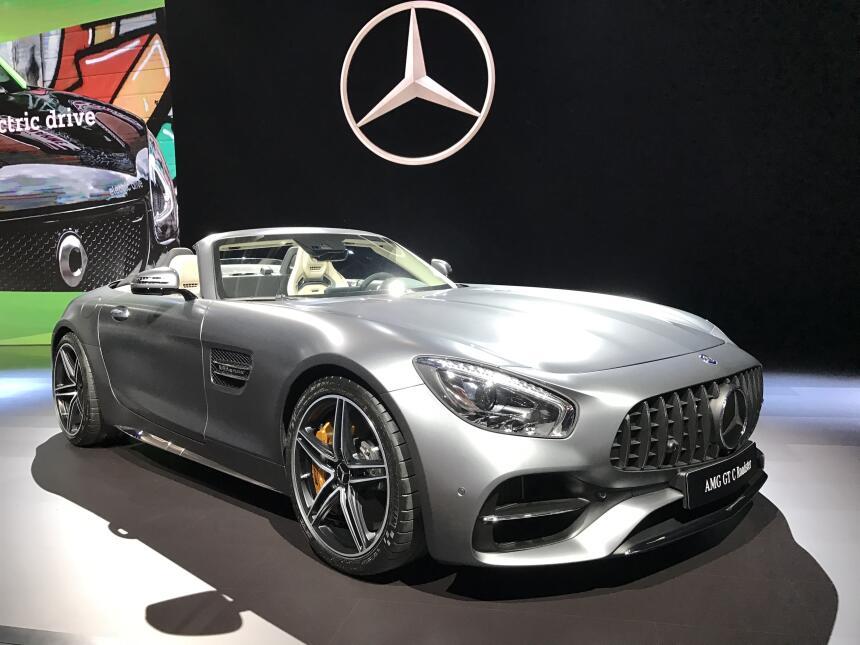 El mundo del motor se mudó al Auto Show de Los Angeles IMG_0508.jpg