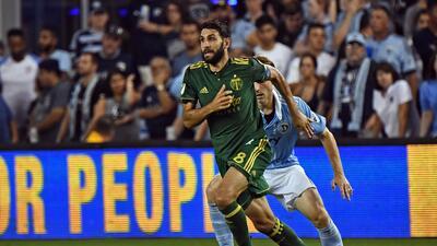 """Diego Valeri es el tercer integrante del exclusivo grupo de """"temporadas póker"""" en la MLS"""