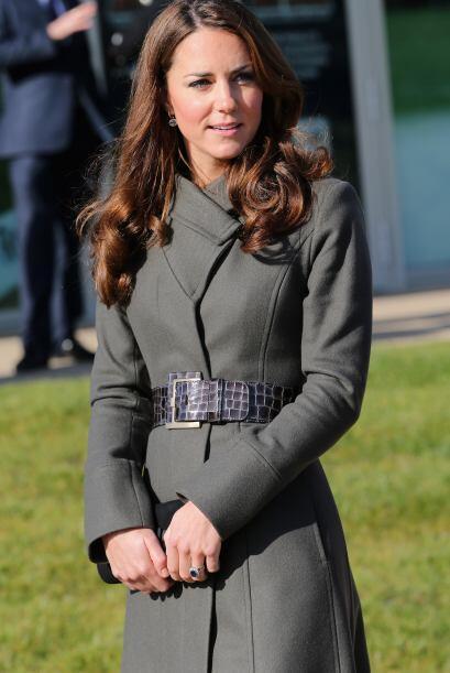 KATE MIDDLETON- Según el diario Daily Mail la Duquesa de Cambridge estar...