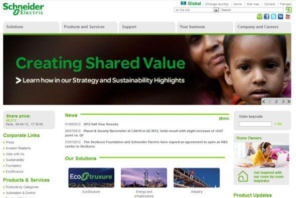 SCHNEIDER ELECTRIC- En esta empresa de gestión de energía buscan persona...