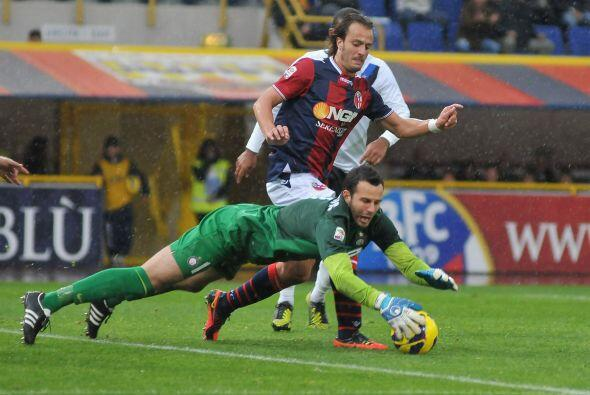 El guardameta del Inter de Milán se viene consolidando en este club tras...