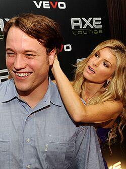 La hermosa modelo Marissa Miller jugueteó antes de entrar con el quarter...