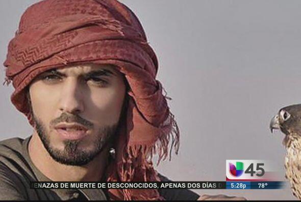 La noticia ha dado la vuelta del mundo y es que tres hombres de los Emir...
