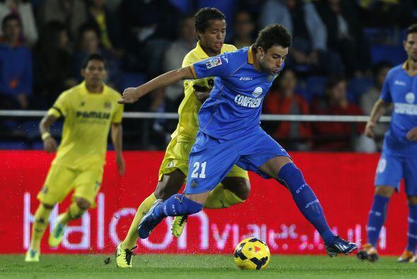 El Villarreal quería seguir sumando victorias contundentes en la...