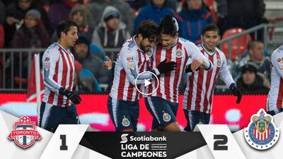 Chivas congeló al Toronto FC y el Mundial de Clubes está cada vez más cerca