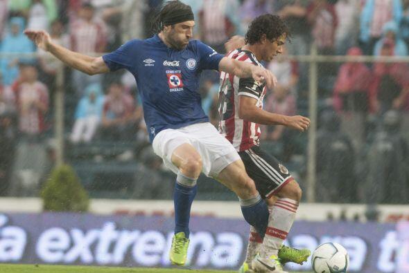 4.- Chivas a romper mala racha en Liga.-  El 'Rebaño' ya gan&oacu...