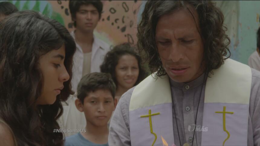 Y deberá casarse con Santiago ¡en contra de su voluntad!