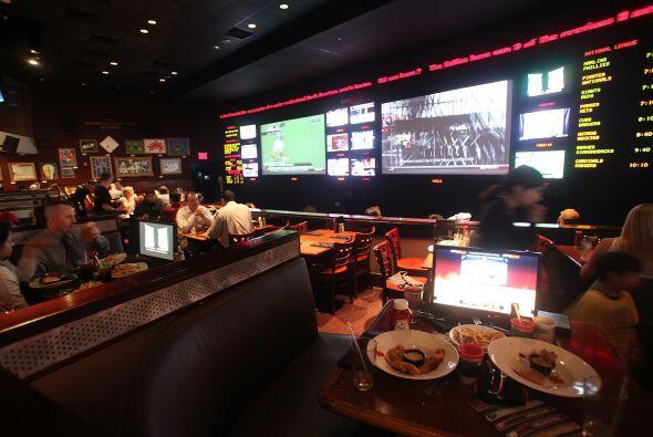 NUEVA YORK El ESPN Zone, aunque esté lleno de turistas, sigue siendo un...