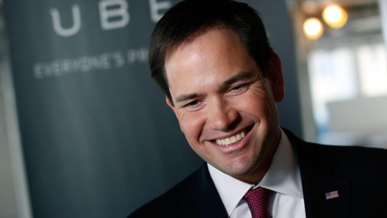 El senador Marco Rubio está listo para lanzarse a la presidencia