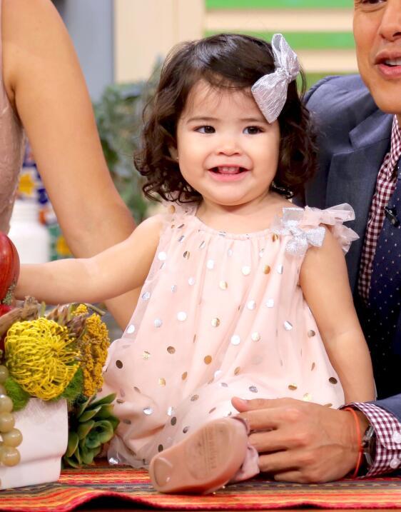 Baby Giulietta en Despierta América