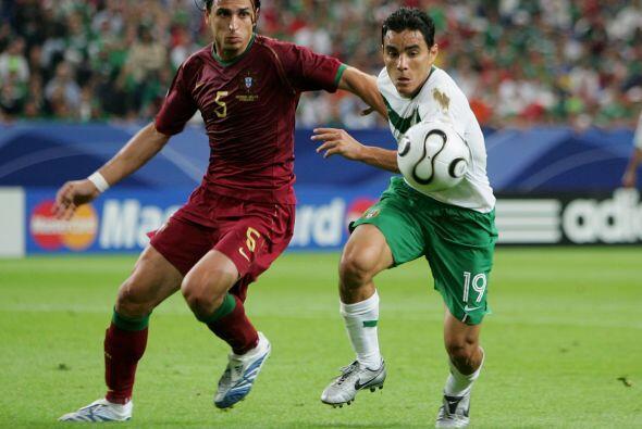 México cerró la fase de grupos ante Portugal, los lusos llegaron al encu...