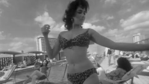 Una captura de pantalla de 'Soy Cuba' (1964), producción cuba-sov...