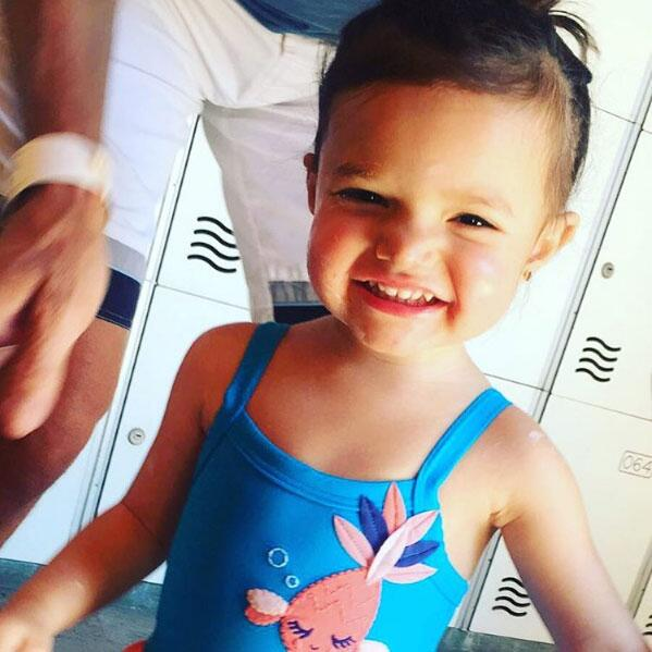 Hija Lorena Rojas