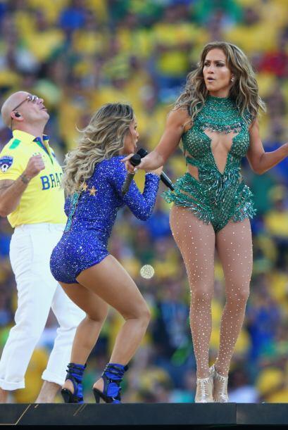 Los tres dieron un espectáculo sorprendente.Todo sobre el Mundial de Bra...
