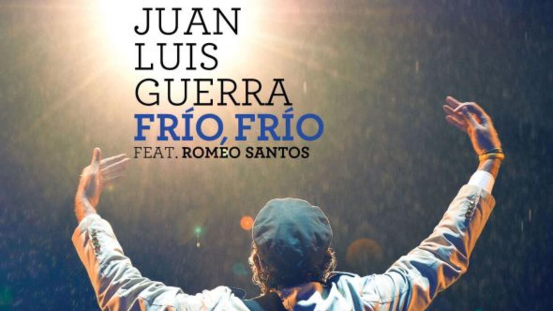 Juan Luis Guerra a dúo con Romeo Santos