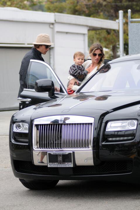 Kylie Jenner se siente mal porque nunca saca a pasear a su Lamborghini d...